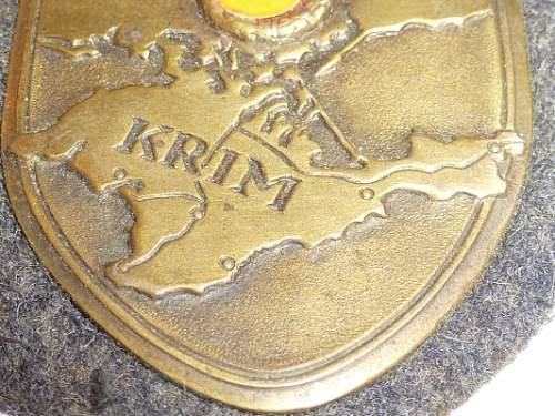 Krim shield original or fake?