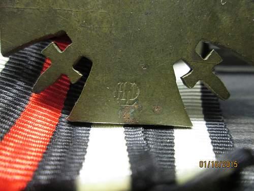 Ehrenkreuz des Weltkrieges 1914/1918
