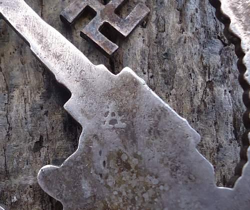 Assmann flak kampf abzeichen
