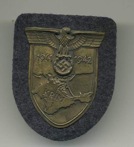Krim Shield okay?