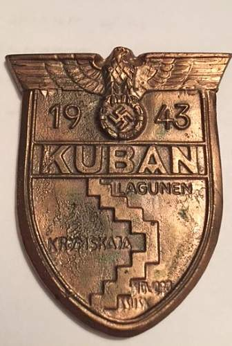 Krim and Kuban Shields