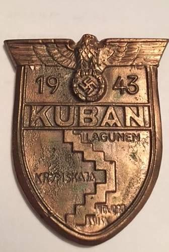 Kubanschild