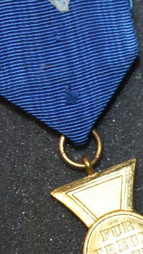 Polizei Dienstauszeichnung 2. Stufe (18 Jahre)