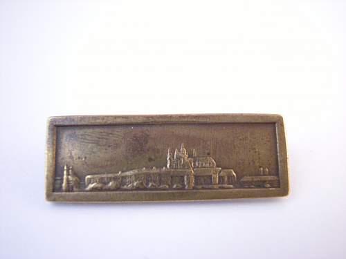 Click image for larger version.  Name:1st Oktober 1938 medal with L12 Prague spange (3).jpg Views:58 Size:336.6 KB ID:808597