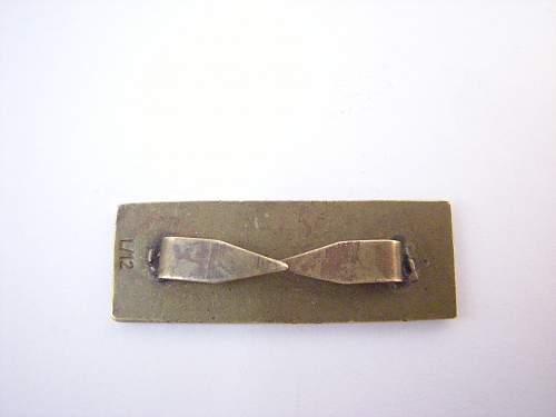 Click image for larger version.  Name:1st Oktober 1938 medal with L12 Prague spange (6).jpg Views:42 Size:340.6 KB ID:808598