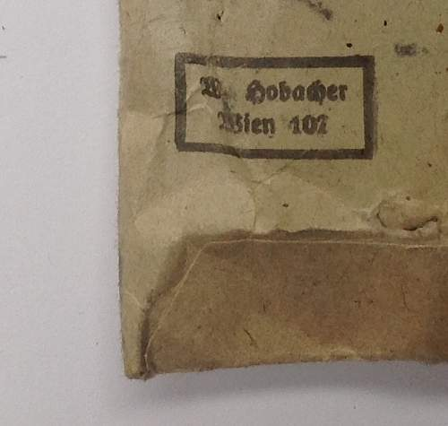Click image for larger version.  Name:Kriegsabzeichen für Minensuch award packet reverse maker mark.jpg Views:38 Size:98.7 KB ID:817932