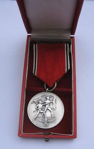 Anscluss medal