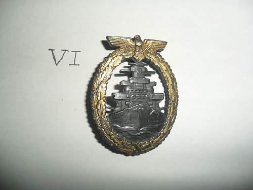 Flotten-Kriegsabzeichen
