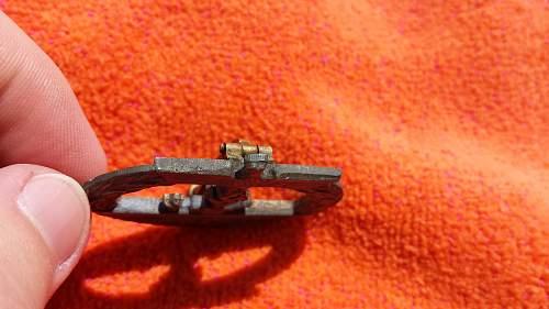 U-boot Kriegsabzeichen L/56 from Lakeside Trader