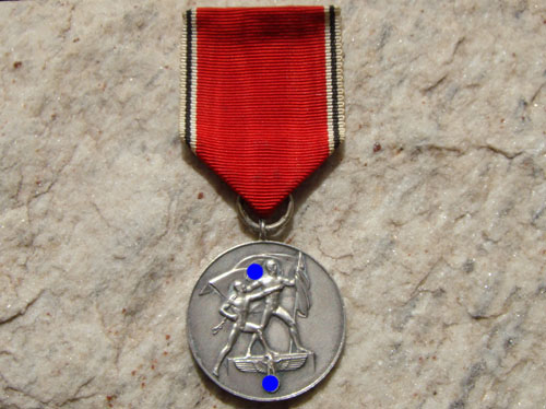 What about this Anschluss Medal 1938????