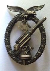 Flakkampfabzeichen der Luftwaffe -