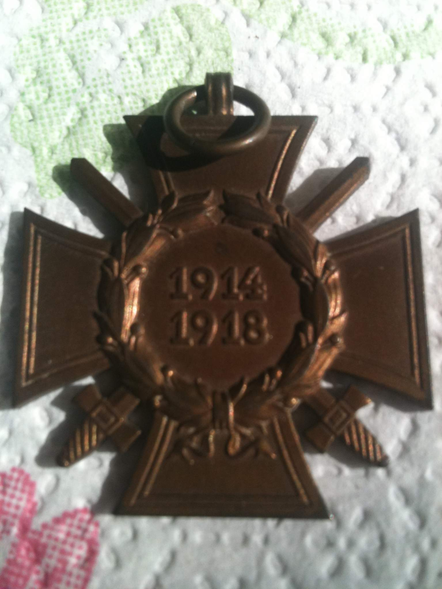 German Nazi Medals, Patches, and Pins  Rare? Need help