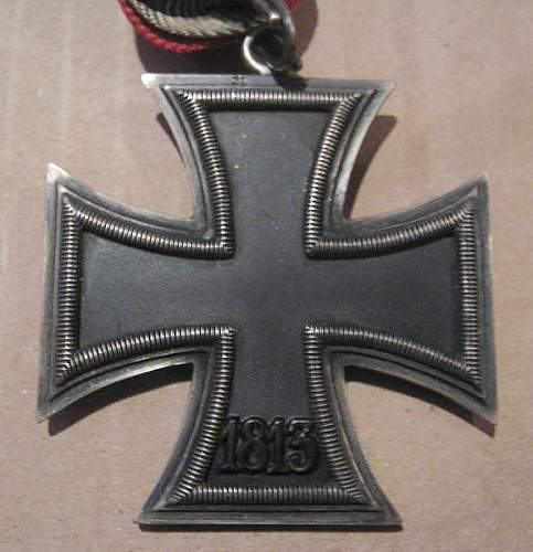 German Cross & Knights Cross...Authentic or Repro???