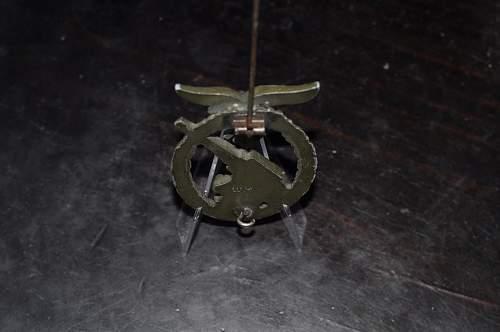 Flakkampfabzeichen der Luftwaffe by WH