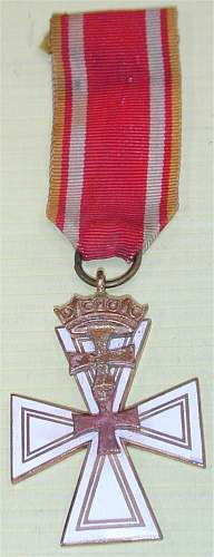 Click image for larger version.  Name:MedalDanzigCrossFOA.jpg Views:157 Size:66.3 KB ID:87435