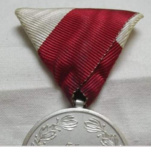 Unknown Medal What is it?