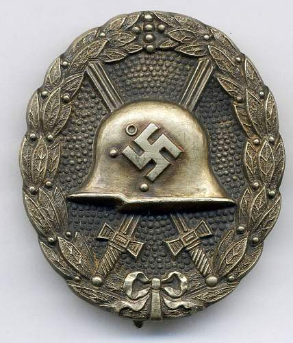Some german WWI and WWII items