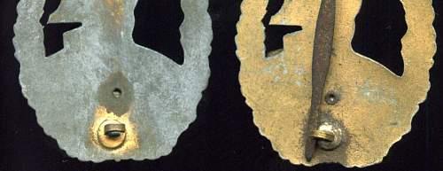 Click image for larger version.  Name:2 postwar S&L rivets..jpg Views:15 Size:60.7 KB ID:884527