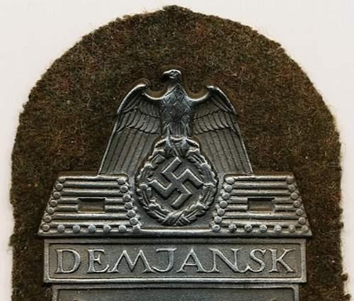 Click image for larger version.  Name:demjansk original steel shield.jpg Views:10 Size:203.3 KB ID:884834