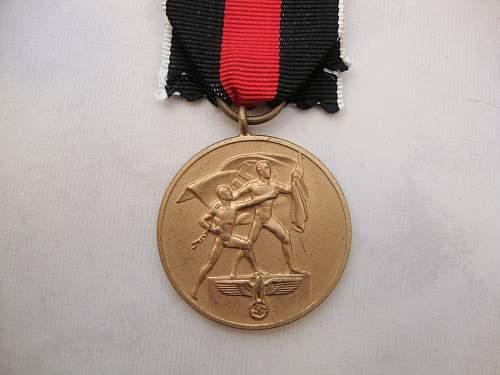 1. Oktober medal