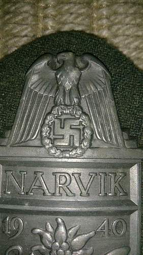 Narvik Shield help needed