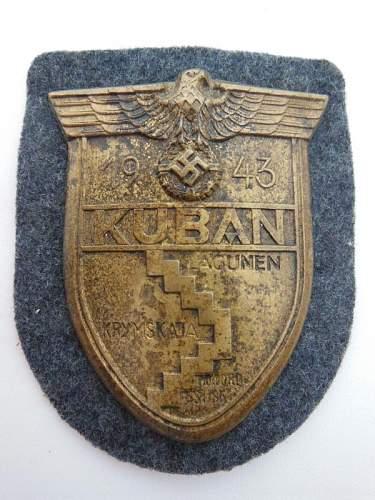 Kuban Shield Luftwaffe, opinions please?