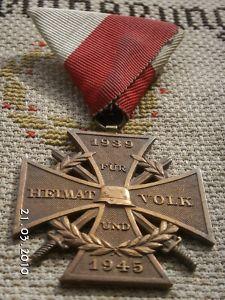 German Veterans medal?