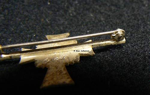 Ehrenkreuz der Deutsche Mutter Zweite Stufe, Small Brooch.