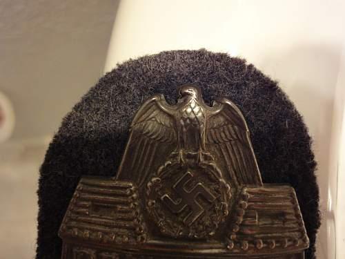 Demjansk Shield Real or Fake Please Help