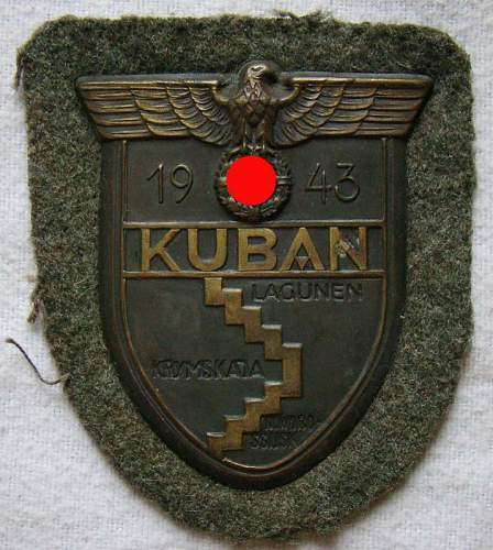 Kuban shild, Opinions needed.