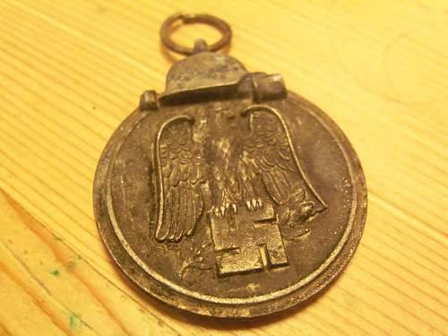 Winterschlacht Im Osten Medal