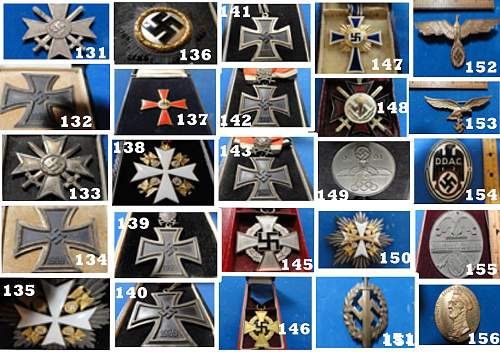 Click image for larger version.  Name:MEDALS LIST with ID NUMBERS_0501.jpg Views:37 Size:195.1 KB ID:959650