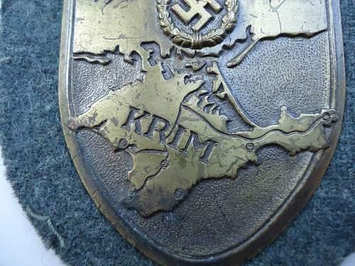 Unknown Maker Krim Shield