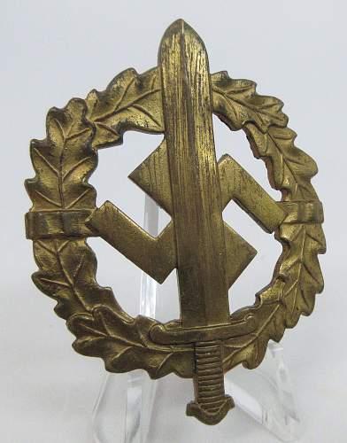 Goldenes SA-Sportabzeichen ?