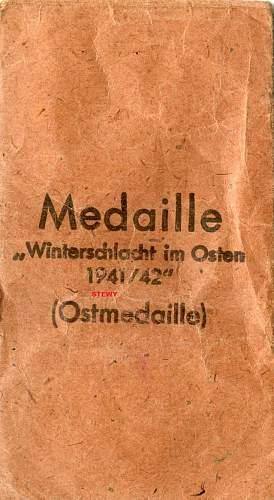 Winterschlacht im Osten #57 Karl Hensler