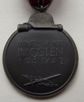 Eastern Front Medal/Winterschlacht Im Osten 1941/2 Medal - Opinions Please!