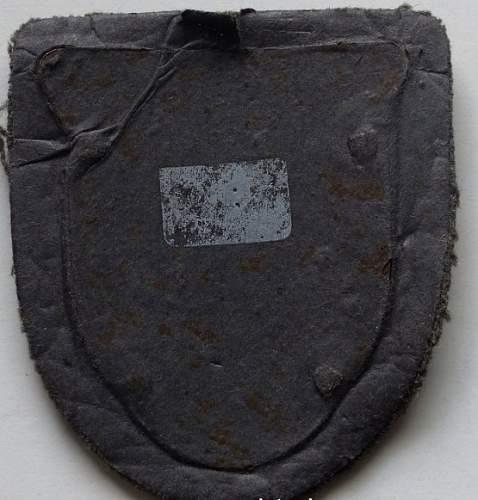 Original kuban shield?