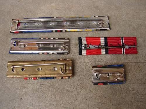 Ribbon bar original ?