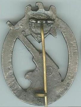 Heer Flak Badge Fake Gallery