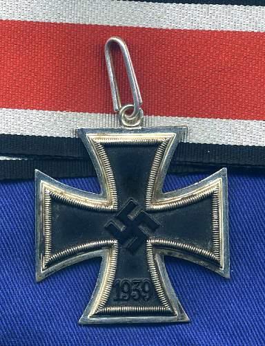 Original Knights Cross Ribbon?