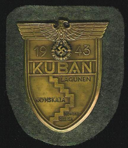 Kuban Shield Fake Gallery