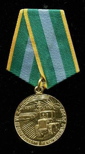 Transforming non black earth medal fake ?