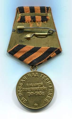 Medal Card Document translation help