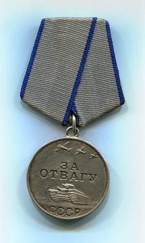 Bravery Medal, Nr. 2498707