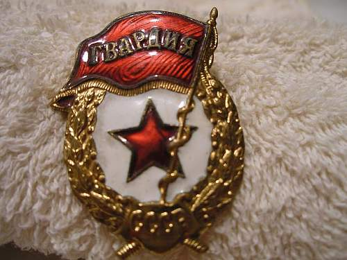 russian badge help any info