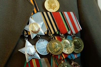 76 years - like yesterday: Oroder of Glory II class