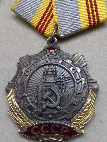 My Soviet medals collections - Could all be postwar..