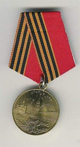 To identify some USSR Medals
