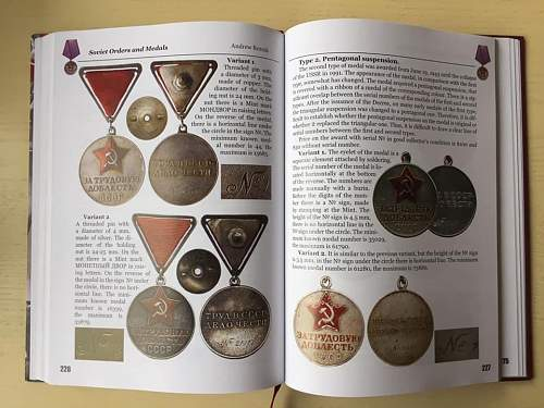 Soviet Orders and Medals book