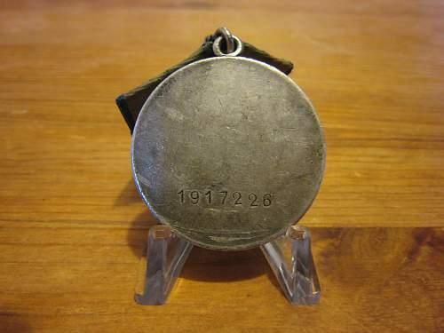 Bravery Medal (Soviet)